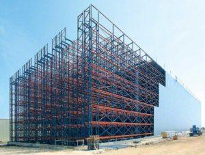 Clad Rack Warehouse - Centex Material Handling