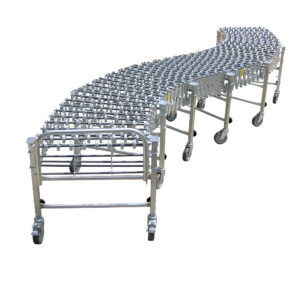 Flexible Gravity Conveyor - Centex Material Handling