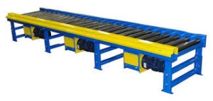 Live Roller Conveyor - Centex Material Handling
