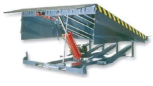 Hydraulic Dock Levelers - Centex Material Handling
