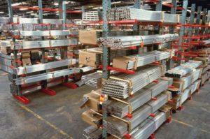 Cantilever Pallet Racks - Centex Material Handling