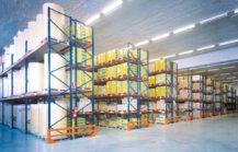 Conventional Pallet Racks - Centex Material Handling