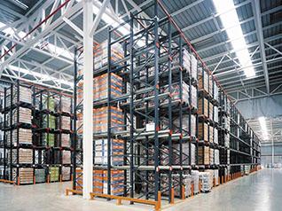 Pallet racks - Centex Material Handling
