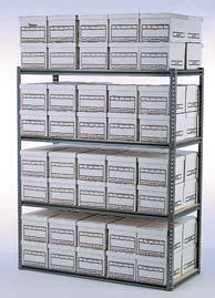 Archive Shelving - Centex Material Handling