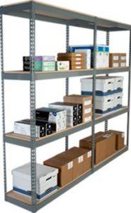 Boltless PB Shelving - Centex Material Handling