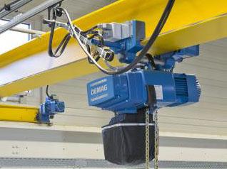 Crane systems - Centex Material Handling