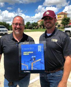 Centex Material Handling - Winner of the 2018 Gorbel Outstanding Dealer award - Austin, TX