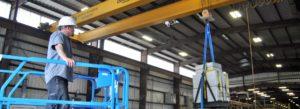 Crane load testing - Centex Material Handling