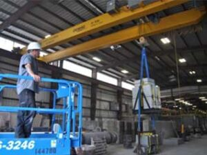 Industrial Cranes - Centex Material Handling - Texas