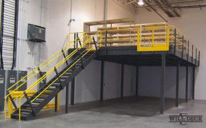 Mezzanines and Catwalks - Centex Material Handling