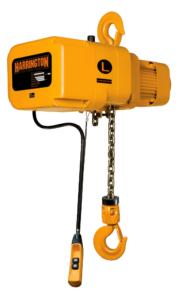 Electric Chain Hoist - Centex Material Handling
