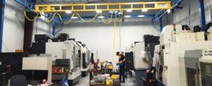Centex Material Handling - Detail Mold Crane