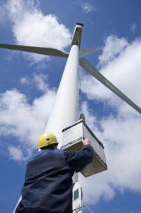 Wind Turbine Hoist
