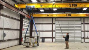 Industrial Crane Load Testing - Centex Material Handling