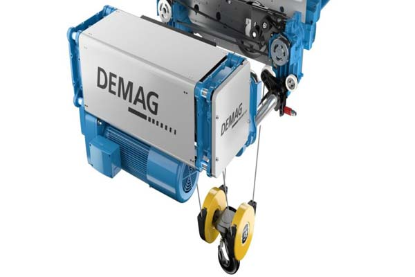 Industrial and Commercial Hoists - Centex Material Handling - Texas