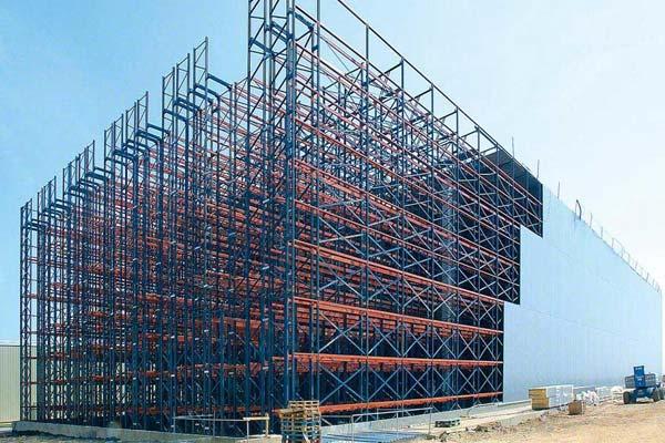 Warehouse Pallet Racking Systems - Centex Material Handling - Texas